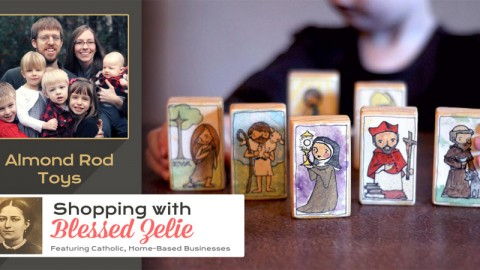 AlmondRodToys – Shopping with Blessed Zelie