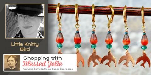 Meet: Little Knitty Bird | Shopping with Blessed Zelie
