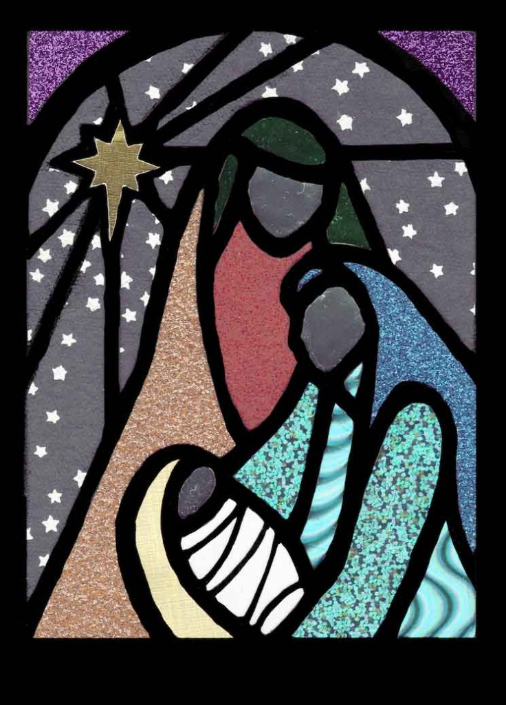 Meet: Handmaid Art- Shopping with Blessed Zelie -  Holy Family