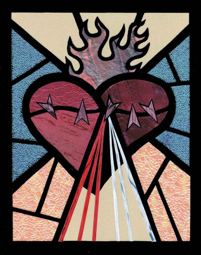Meet: Handmaid Art- Shopping with Blessed Zelie -   Sacred Heart