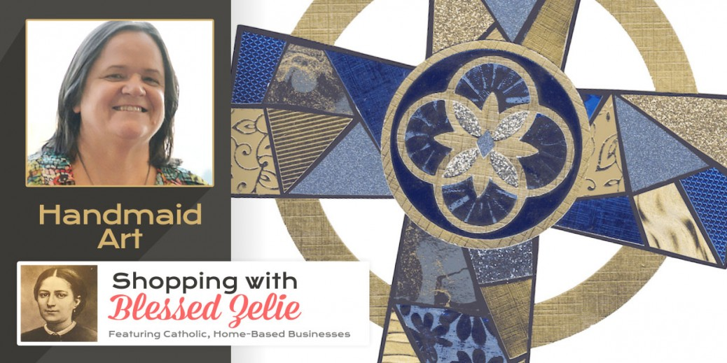 Meet: Handmaid Art- Shopping with Blessed Zelie