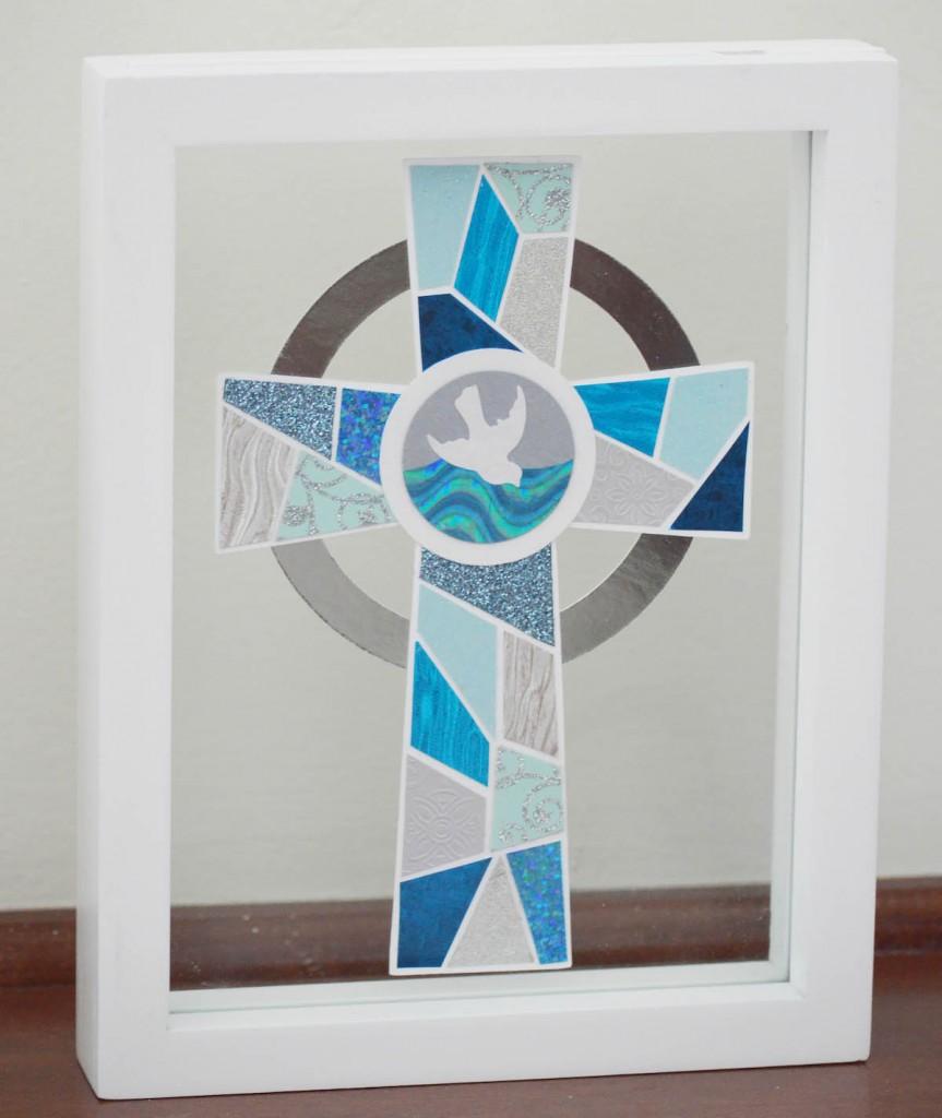 Meet: Handmaid Art- Shopping with Blessed Zelie -   Baptism Cross