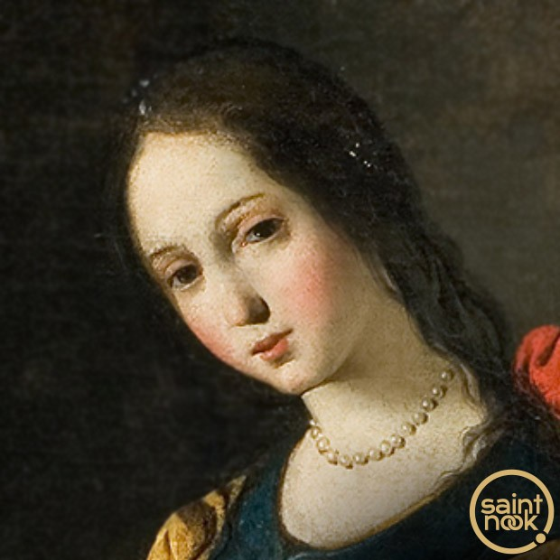 Profile picture of Agatha of Sicily