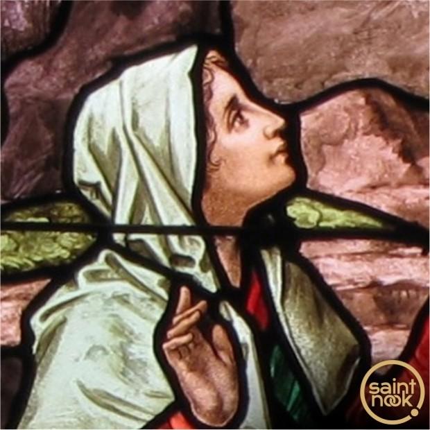 Profile picture of Bernadette Soubirous